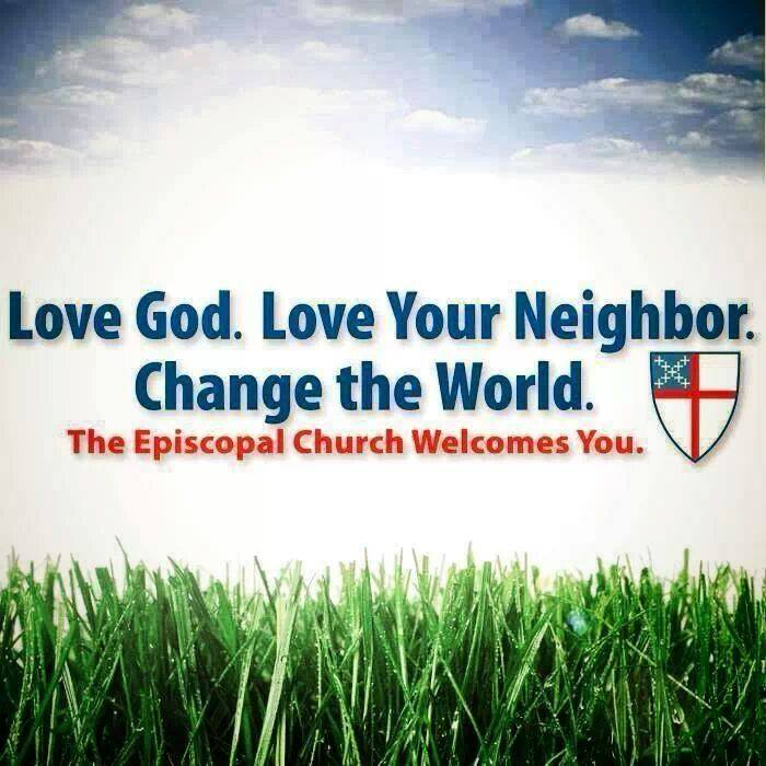 Love God Change the World ECUSA